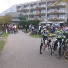 Toertocht sunparks mol 2014